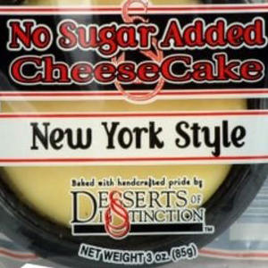 Desserts of Distinction